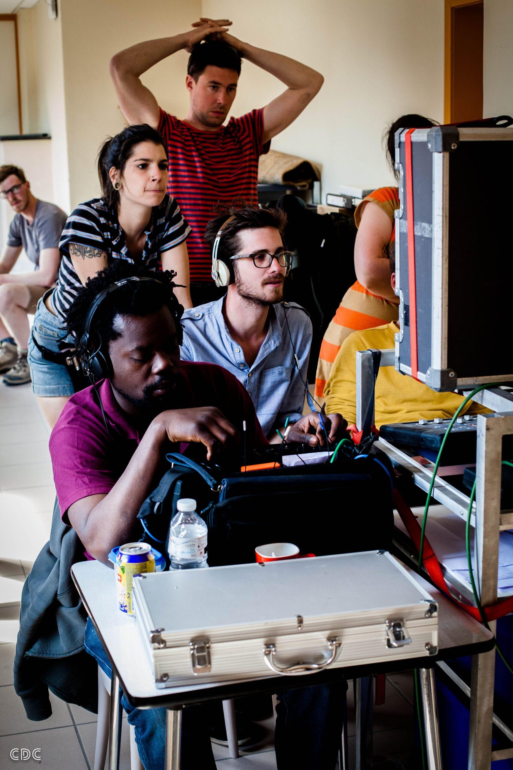 Storytellers, Filmmakers, Digitale Strategen,...