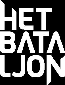 Logo Bataljon wit