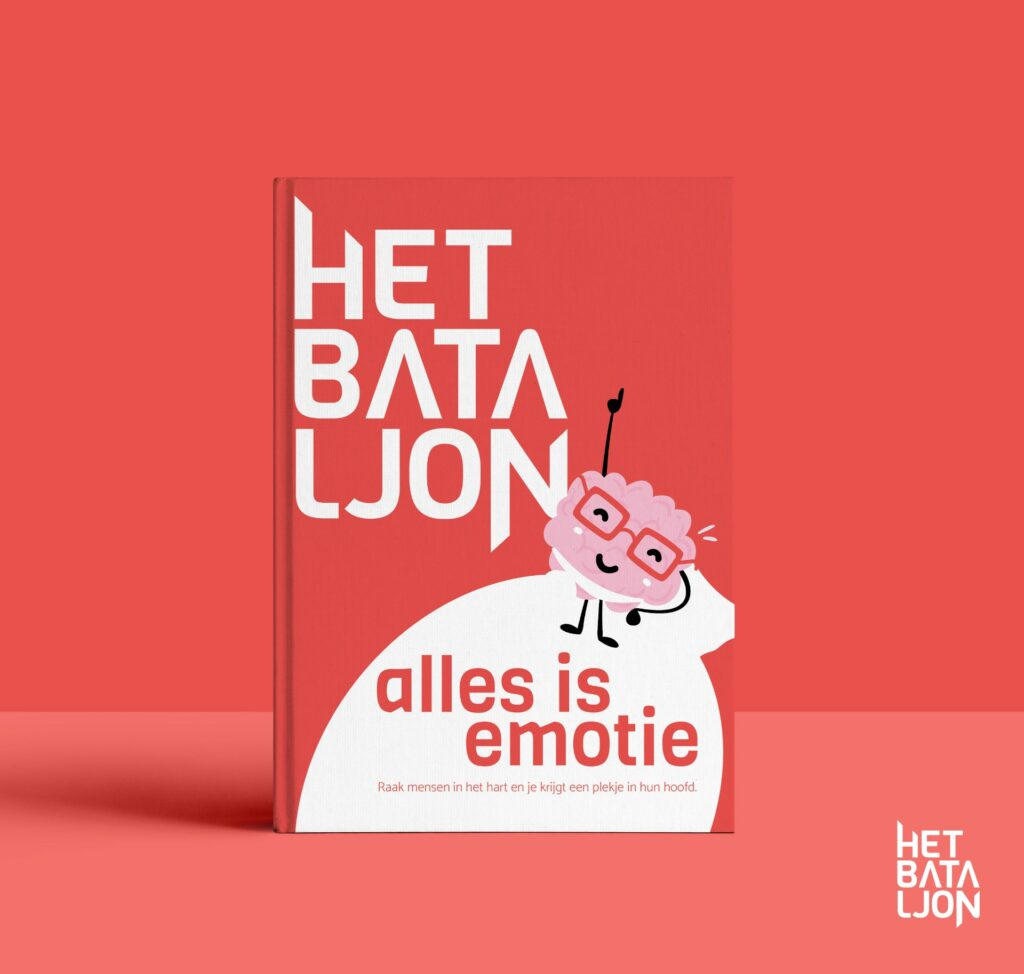 alles is emotie boek